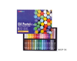 Munkyo Oil Pastel 36 Colors / MOP-36