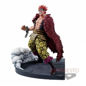 Banpresto ONE PIECE LOG FILE SELECTION-WORST GENERATION-vol.2 - Eustass Kid Figure (BP17200)