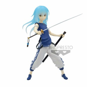 Banpresto That Time I Got Reincarnated as a Slime ESPRESTO-Clear materials-RIMURU=TEMPEST(BP16489)