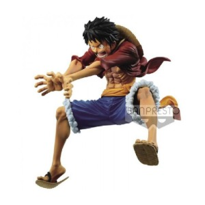 Banpresto ONE PIECE MAXIMATIC THE MONKEY.D.LUFFY Ⅱ (BP17201)